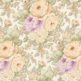 behang bloemen 31874-1