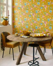 Eijffinger Pip Studio 5 300104 gele bloemen behang