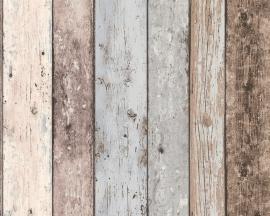 New England behangpapier 8550-39 sloophout