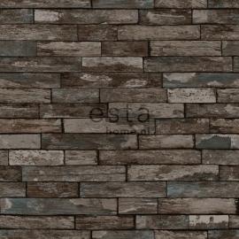 Vintage Rules! behang 138243 stenen