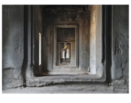 Fotobehang Angkor Wat Buddha 138