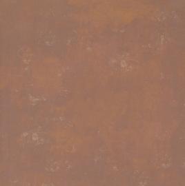 Betonlook Behang Koperbruin 49821