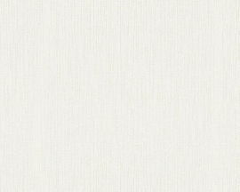 Behangpapier Uni  Gebroken wit Goud 0177-1