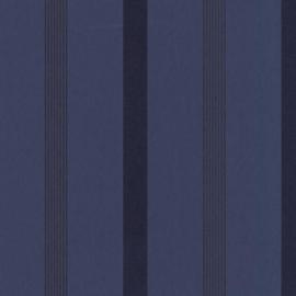 Behangpapier Streep blauw 13181-20