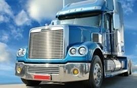 fotobehang 70072 Truck