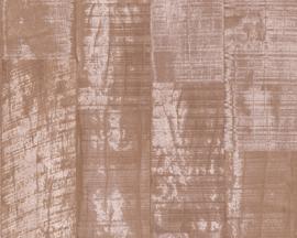 Behangpapier Houtstructuur 96152-1