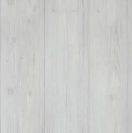 Sloophout Behang Grijs 49757