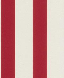 Rasch Prego 700268 Behang rood strepen