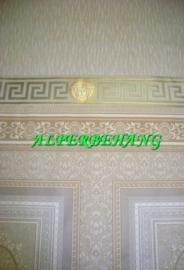 versace lambrisering behang vlies xx26