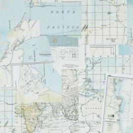 Rivièra Maison behang 18390 Oceans
