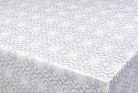 wit kant tafelzeil tafelkleed 150-145