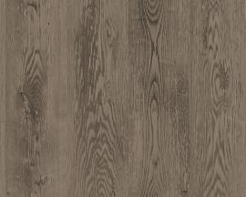 Behangpapier Houtstructuur Bruin 95449-3