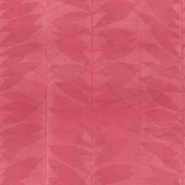 Bloemen Behang bladeren BA2108 fuchsia
