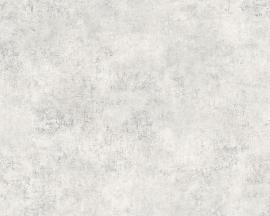 Behangpapier Uni Grijs  95406-4