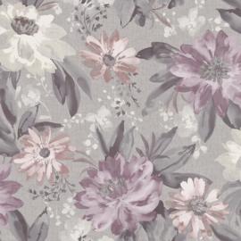 Arthouse Bloom behang Painted Dahlia 676106