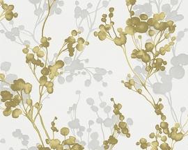 Behangpapier Bloemen  30056-1