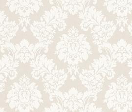 Behangpapier Rasch Sophie Charlotte behang creme barok 440553