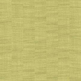 Groen Behang Strepen BA1003