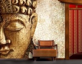 Fotobehang Ancient Buddha 183