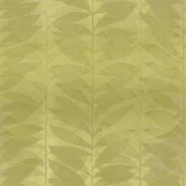 Bloemen Behang bladeren BA2106 groen