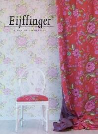 Behangpapier Bloemen Roze 397850