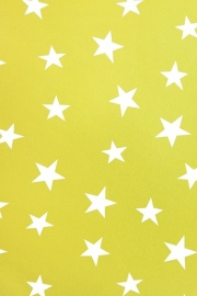 25854 sterren kids club behang lime lemon wit