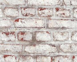 Steen behang verouderd 36280-1