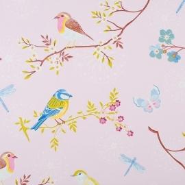 Eijffinger  386012 vogel behang dieren