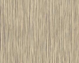 Behangpapier Strepen Bruin  95664-3