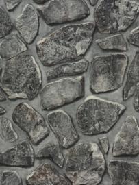 P + S International behangpapier 05548-30 3D steen