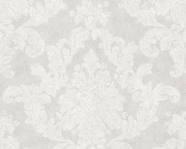 Behangpapier Barok Grijs 30518-3