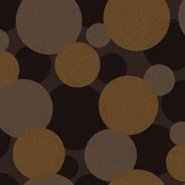 Bubbles behang 135447