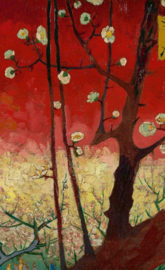 BN van Gogh 2 Digital 200327 Flowering Plum Orchard