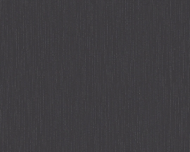 Behangpapier Uni Zwart  30177-5
