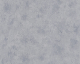 Behangpapier Uni Blauw 6910-19