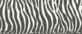 zebra behangrand  xxl