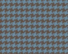 Schöner Wohnen trendy behangpapier 2677-33 blauw