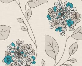 Behangpapier bloemen 95717-3