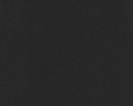 Zwart Uni Behang 8062-46