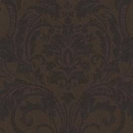 Behangpapier Barok Bruin 13233-60