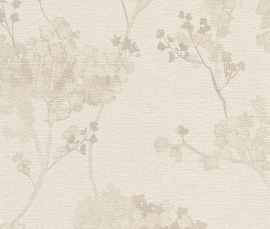 Florentine behang 449204 bloemen