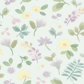 Bloemen Behang JW3707