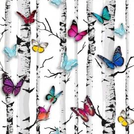 Garden Vlinders Behang 102529