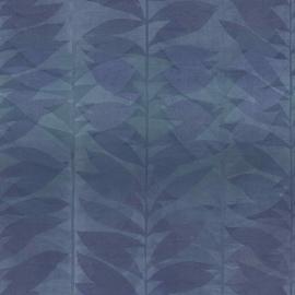 Bloemen Behang bladeren BA2110