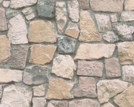 Dekora Natur behangpapier 6924-12 natuursteen