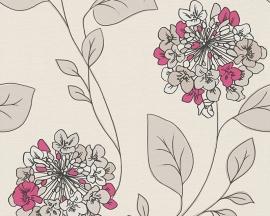 Behangpapier bloemen 95717-4