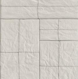 Grijs Blokken Behang 524307