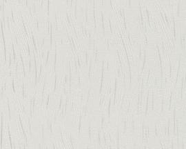 Behangpapier Uni Wit Zilver  Glitter 3073-54