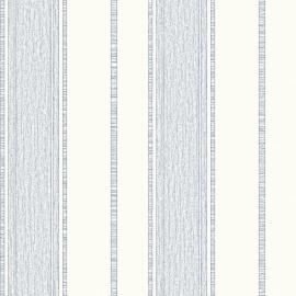 Behangpapier Grijs Creme Strepen GT28823