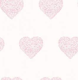 Carousel kinder behang DL21115 Hearts